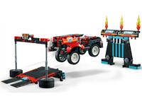 LEGO Technic 42106 - B-Modell Seitenansicht hinten rechts