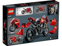 LEGO Technic 42107 - Box Rückseite