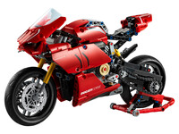LEGO Technic 42107 - A-Modell Seitenansicht vorne links