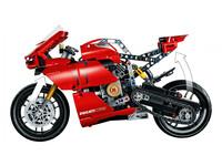 LEGO Technic 42107 - A-Modell Seitenansicht links