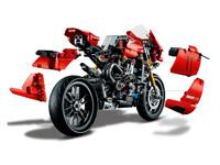 LEGO Technic 42107 - A-Modell mit demontierter Verschalung