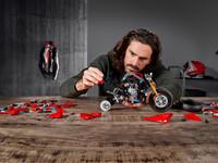 LEGO Technic 42107 - Entwickler am Werk
