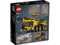 LEGO Technic 42108 - Box Rückseite