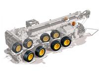 LEGO Technic 42108 - A-Modell Lenkgeometrie