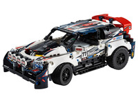 LEGO Technic 42109 - Top-Gear Ralleyauto (A-Modell)