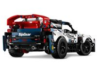 LEGO Technic 42109 - A-Modell Seitenansicht hinten rechts