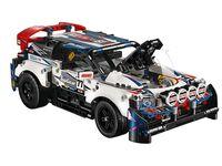 LEGO Technic 42109 - A-Modell Motorhaube offen