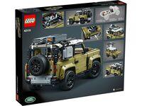 LEGO Technic 42110 - Box Rückseite