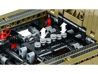 LEGO Technic 42110 - A-Modell Motorblock Sechszylinder
