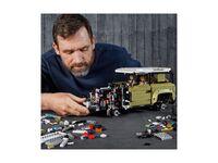 LEGO Technic 42110 - Entwickler am Werk