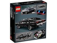 LEGO Technic 42111 - Box Rückseite