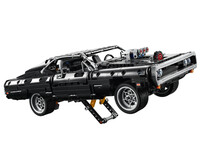 LEGO Technic 42111 - A-Modell Wheelie