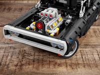 LEGO Technic 42111 - A-Modell Motorblock mit Luftansaugstutzen