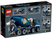LEGO Technic 42112 - Box Rückseite