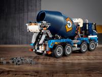 LEGO Technic 42112 - A-Modell Mischtrommel mit Rutsche