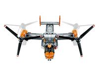 LEGO Technic 42113 - A-Modell Rotoren beweglich