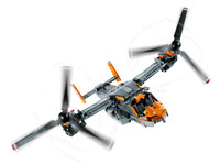 LEGO Technic 42113 - A-Modell im Anflug