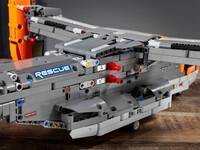 LEGO Technic 42113 - A-Modell Bedienelemente