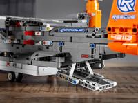 LEGO Technic 42113 - A-Modell Ladeluke offen