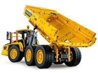LEGO Technic 42114 - A-Modell Mulde gekippt