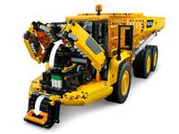 LEGO Technic 42114 - A-Modell Motorhaube offen