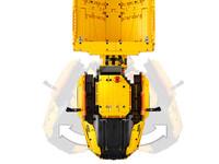 LEGO Technic 42114 - A-Modell Aufsicht mit Knicklenkung