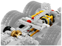 LEGO Technic 42114 - A-Modell Differential und Getriebe