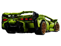 LEGO Technic 42115 - A-Modell Heck mit Spoiler