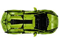 LEGO Technic 42115 - A-Modell Aufsicht