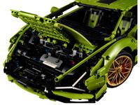 LEGO Technic 42115 - Lamborghini Sián Felge
