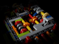 LEGO Technic 42115 - A-Modell Getriebe