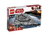 LEGO Star Wars 75190 - Box