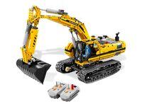 LEGO Technic 8043 - Motorisierter Raupenbagger - A-Modell mit RC
