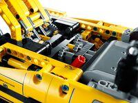 LEGO Technic 8043 - Motorisierter Raupenbagger - A-Modell Getriebe