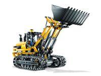 LEGO Technic 8043 - Motorisierter Raupenbagger - B-Modell