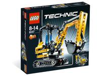 LEGO Technic 8047 - Box