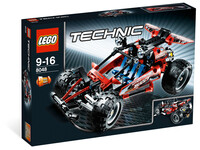 LEGO Technic 8048 - Box