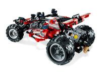 LEGO Technic 8048 - A-Modell Motorblock Vierzylinder