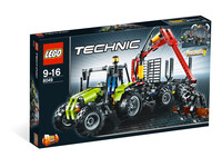 LEGO Technic 8049 - Box