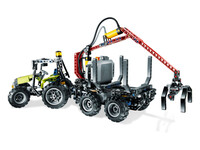LEGO Technic 8049 - A-Modell mit Power Functions