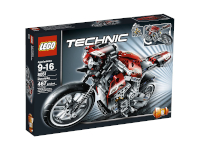 LEGO Technic 8051 - Box
