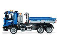 LEGO Technic 8052 - A-Modell Seitenansicht links