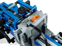 LEGO Technic 8052 - B-Modell Fahrerkabine mit Power Functions