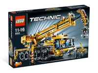 LEGO Technic 8053 - Box