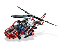 LEGO Technic 8068 - A-Modell Front