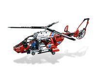 LEGO Technic 8068 - A-Modell Fahrwerk ausgefahren
