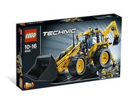 LEGO Technic 8069 - Box