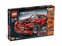 LEGO Technic 8070 - Box
