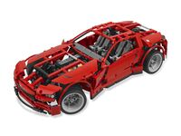 LEGO Technic 8070 - A-Modell