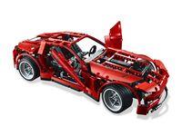 LEGO Technic 8070 - A-Modell Flügeltüren